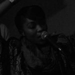 Chaynler Joie and Band performing at the Nuff' Said Event, Fall 2017, hosted by FYI Music Group and BoogieWoman