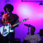 Young Sparks performing at the Nuff' Said Event, Fall 2017, hosted by FYI Music Group and BoogieWoman