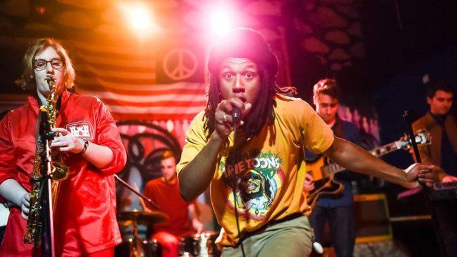 Malik LovesYall & TheLoved Performing Live at the SugarShack