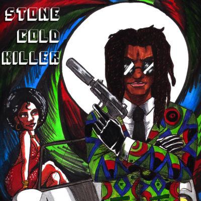 Official Stone Cold Killer Illustration