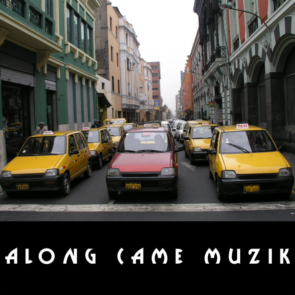 Official Along Came Muzik Cover