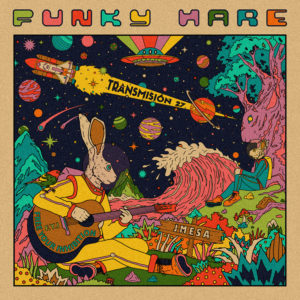 Funky Hare EP Cover